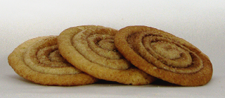 Sweet Constructions' Snickerdoodle Swirls